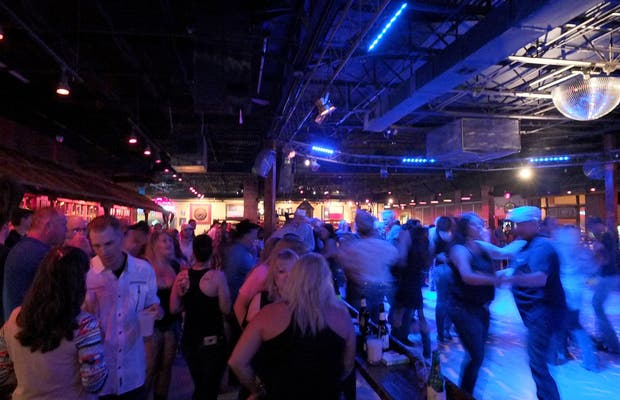 Big Texas Dance Hall & Saloon