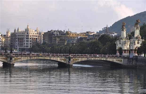 Pont de Maria Cristina