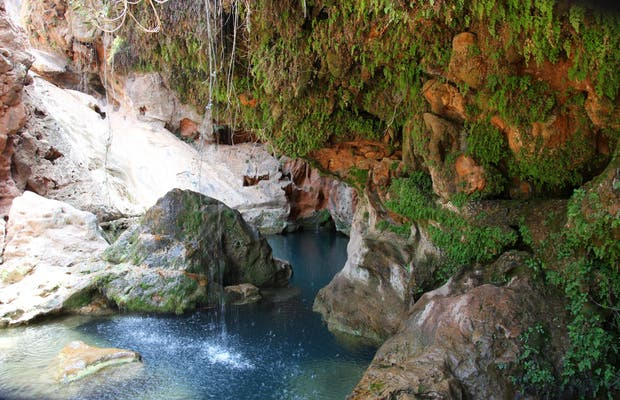 Cascada Ida Ou Tanane