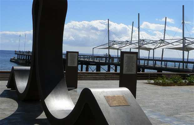 Memorial para los esclavos