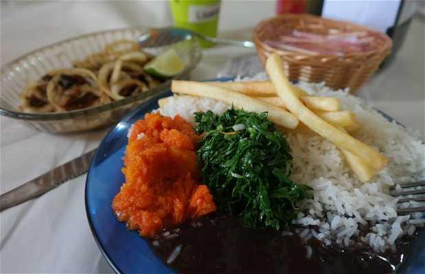 Restaurante Rancho Novo