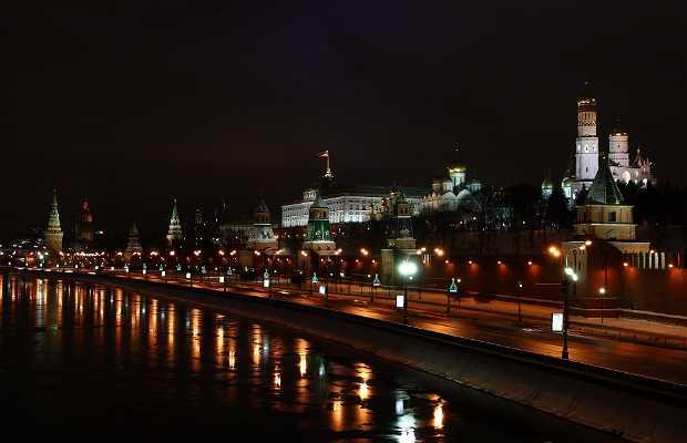 Muralhas do Kremlin