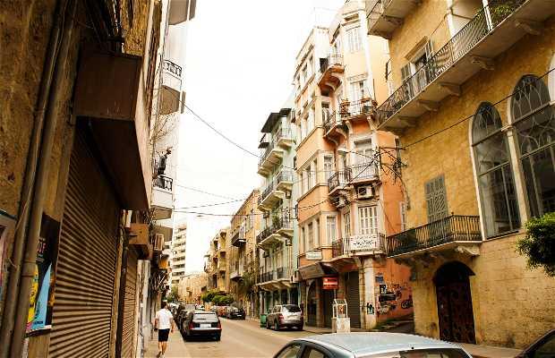 Rua Gemmayzeh