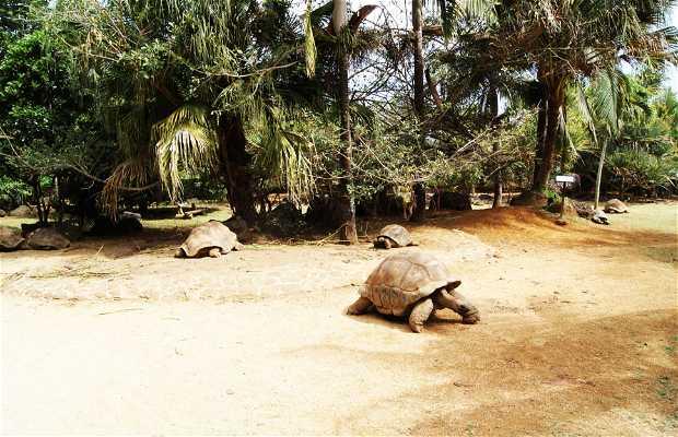 La Vanille, Reserva Natural de las Mascareñas