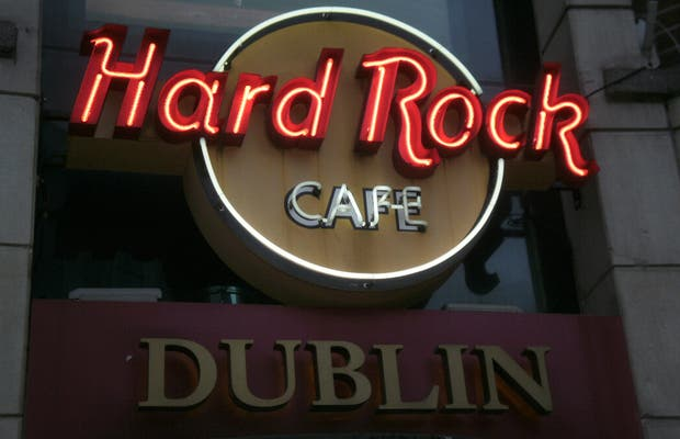 Hard Rock Cafe Dublin