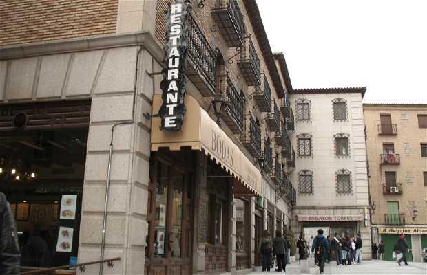 Alfonso VI Restaurant