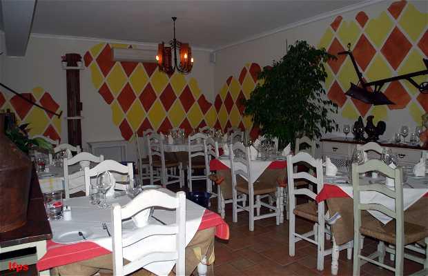 Le restaurant A Casa do Avô