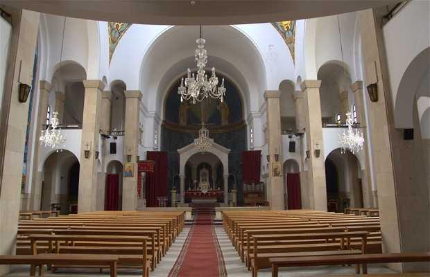 Iglesia armena de Saint Nshan