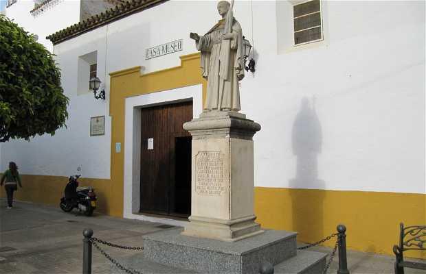 Monumento a Vicente de San José Ramírez