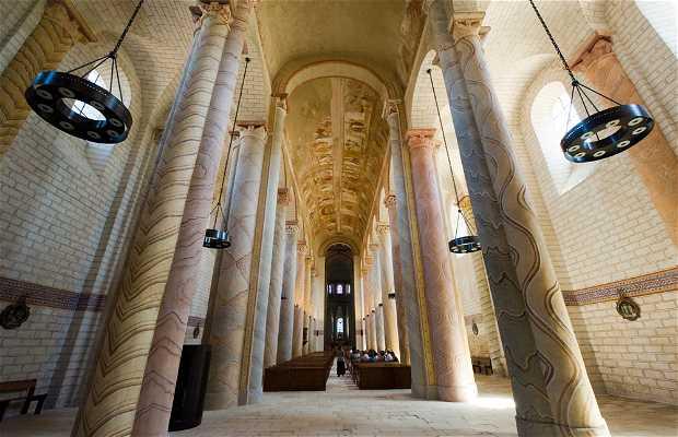 Abbaye de Saint-Savin-sur-Gartempe
