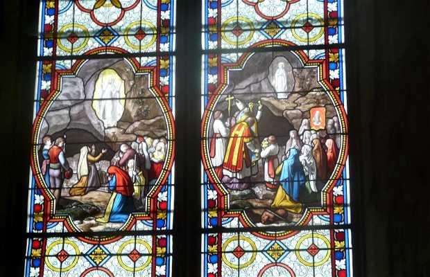 Eglise saint Antoine de Nozeroy
