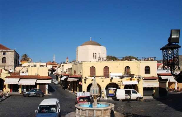 Plaza de Hipocrates