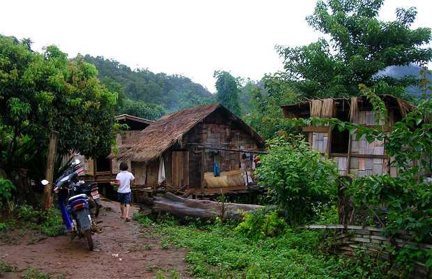 Tribu Hmong en Chiang Mai