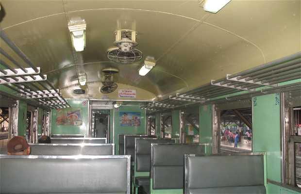 Tren Bangkok-Ayutthaya