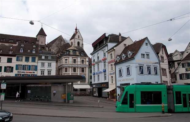 Praça Marktplatz