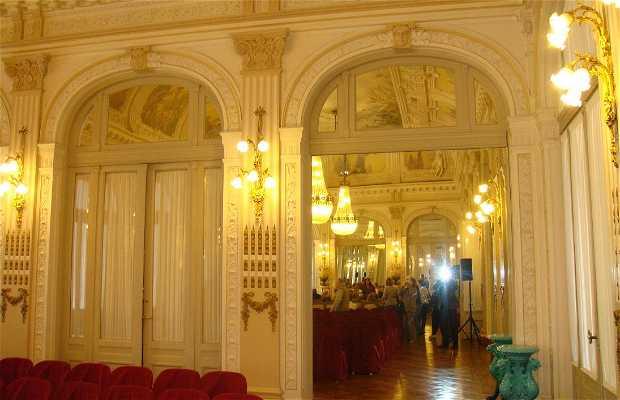 Salón Blanco de la Casa de Gobierno