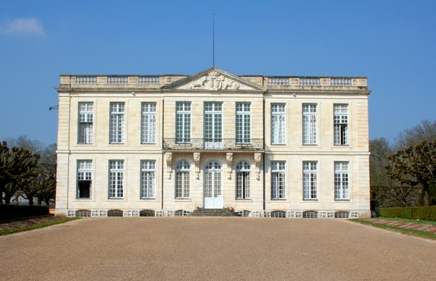 Chateau of Bouges