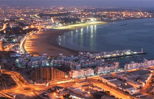 Spiaggia di Agadir