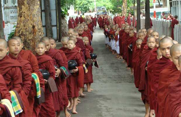 Monasterio Mahagandayon
