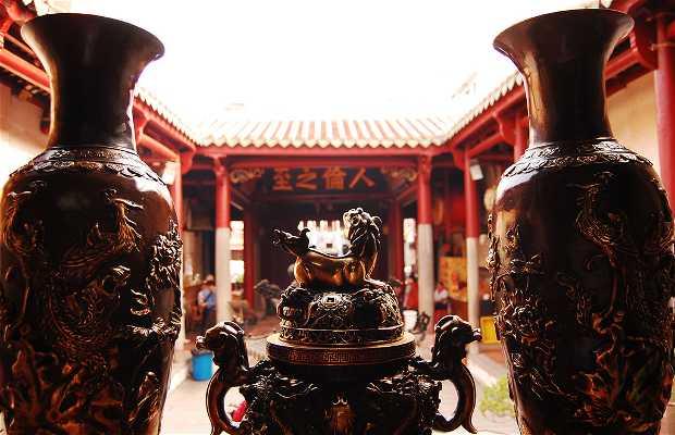 Temple bouddhiste en Tainan