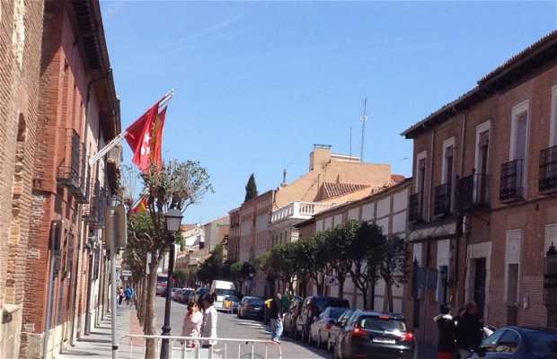 Ruas de Alcalá de Henares