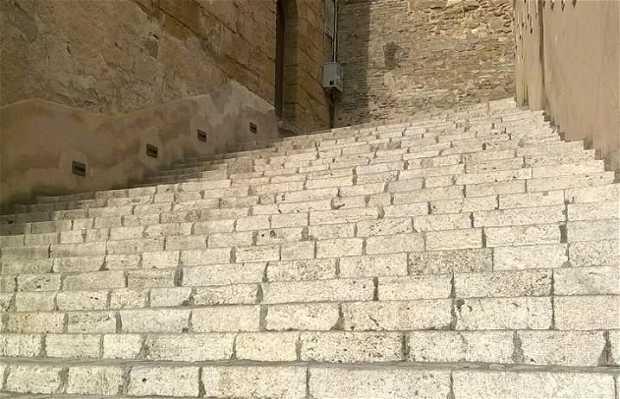 Scalinata Porta Marina
