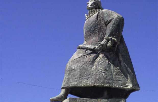 Monumento a João Alvares Pagundes