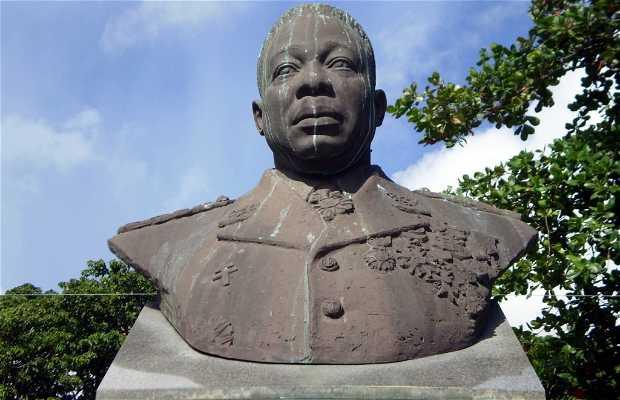 Monumento a Félix Eboue