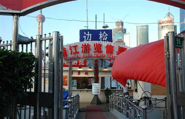 Crucero por el Río Huangpu