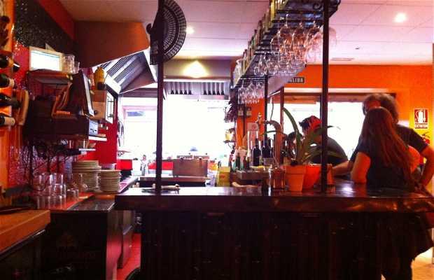 La Parrala Paella-Bar