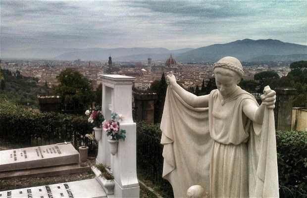 Mount San Miniato cemetery