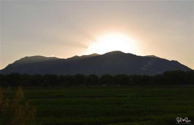 Sierra de Camargo