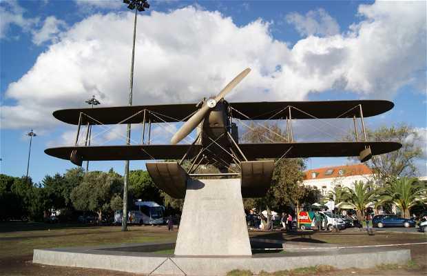 Monumento a Sacadura Cabral y Gago Coutinho