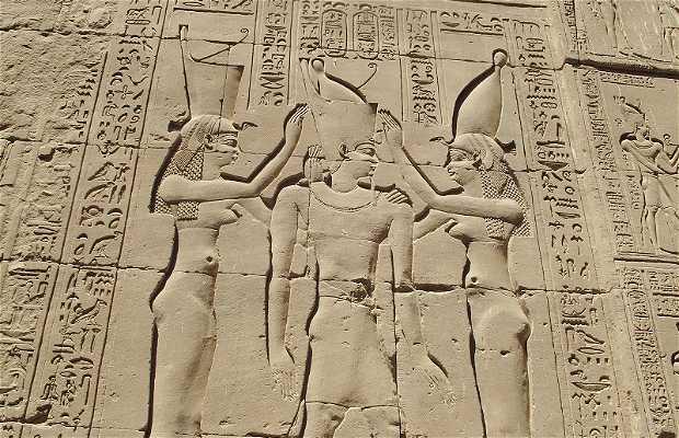 Medinet Habu a Luxor