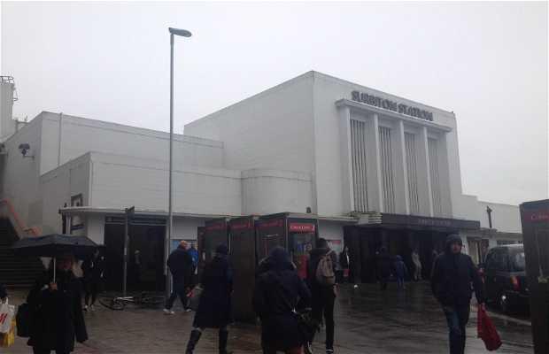 Estación de Surbiton