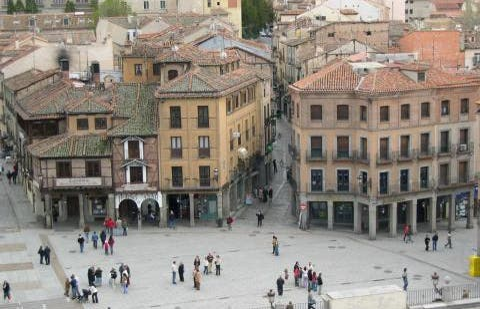 Place de l'Azoguejo
