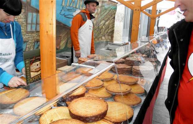 Mercado de la Almendra