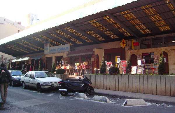 Mercado Central de Sète
