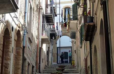 Las calles de Cefalú