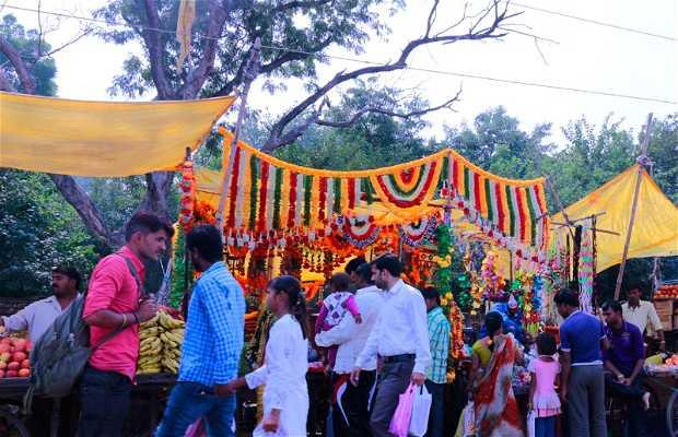 Mercado de Rewari