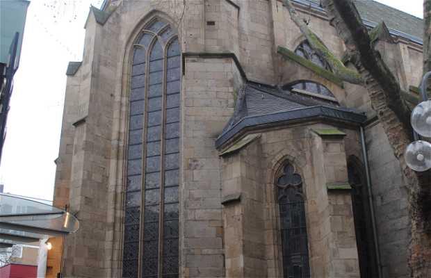 Antoniter City Kirche