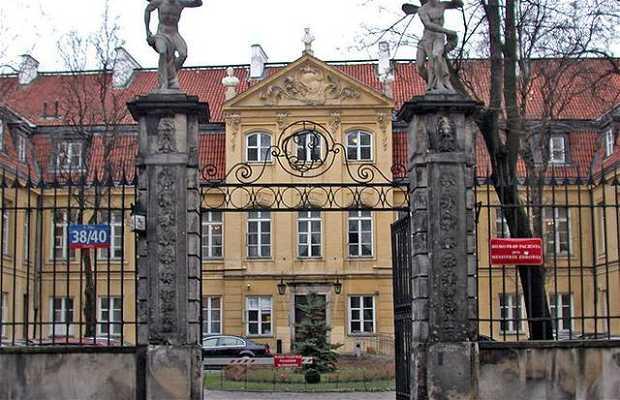 Palacio de los Cuatro Vientos
