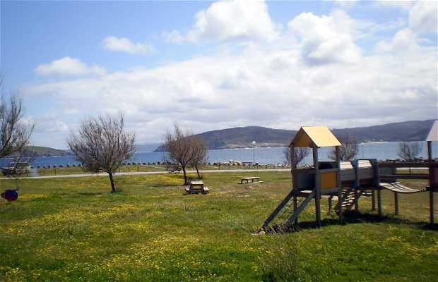 Area recreativa de Puerto de Bares