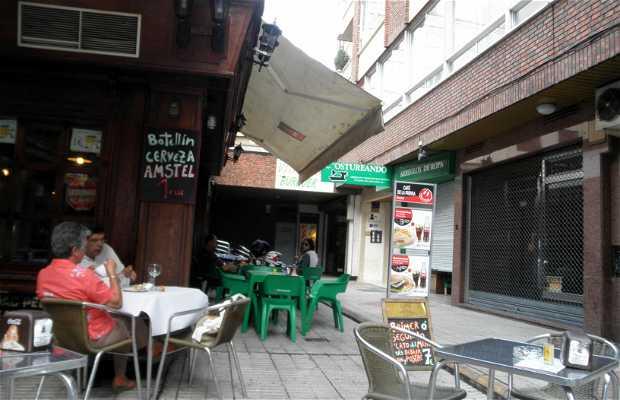 Café de la Prensa