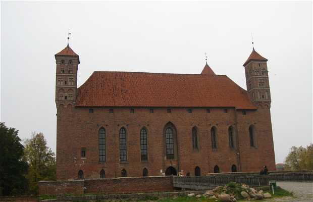 Castillo de Lidzbark Warmiński