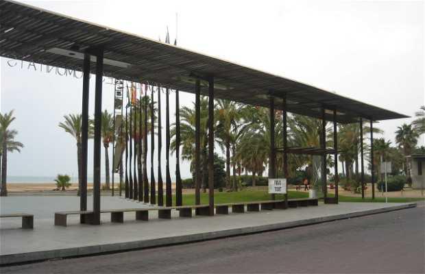 Gare des Bus de Salou