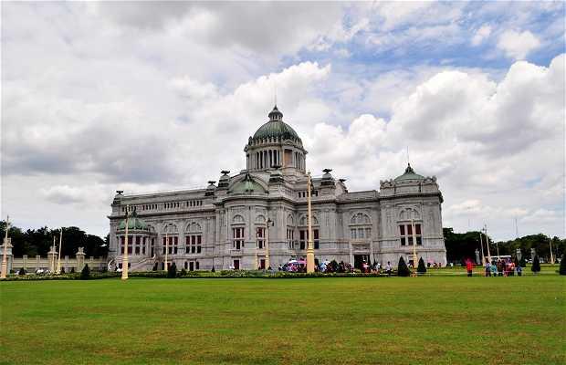 Trone Hall Ananda Samakhom