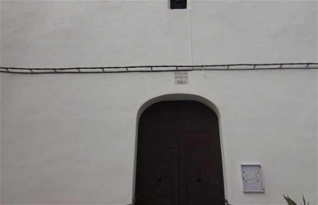 Iglesia Parroquial de San Bernardo Abad