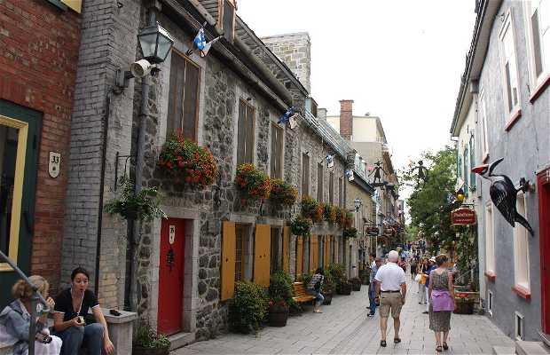 Rua Petit Champlain