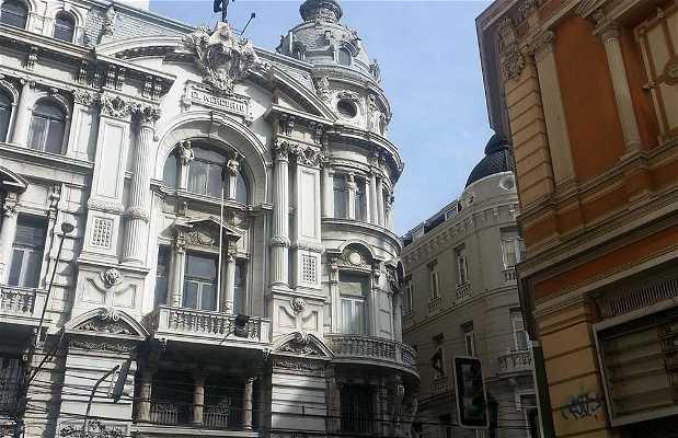 Edificio de El Mercurio